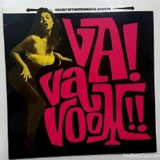 Discos de vinilo: VA VA VOOM! 16 EARLY 60'S INSTRUMENTAL SHAKERS FLORIDITA RECORDS FRLP3 2012 (SURF MUSIC MADRID). Lote 245484015