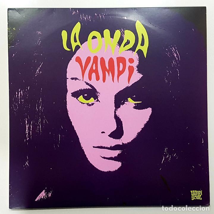 LA ONDA VAMPI. DOBLE LP VAMPISOUL 2011 VAMPI 140 DISTROLUX (SURF MUSIC MADRID) (Música - Discos - LP Vinilo - Pop - Rock Internacional de los 50 y 60)