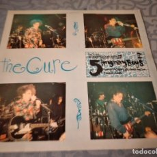 Discos de vinilo: LP DOBLE THE CURE *5 IMAGINARY BOYS* 1991. RARO. Lote 245489215