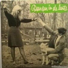 Discos de vinilo: EDDY WARNER. DANSEN IN DE LENTE. TELESTAR/ QUAND/ TWIST A GO-GO + 4 PPK, HOLLAND 1962 EP 33 RPM. Lote 245498410