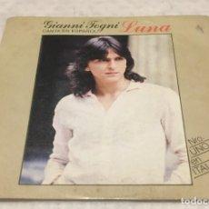 Discos de vinilo: SINGLE GIANNI TOGNI - LUNA - CHISSA' SE MI RITROVERAI - EPIC EPC9373 -PEDIDOS MINIMO 7€. Lote 245501120