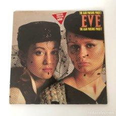 Discos de vinilo: LP - THE ALAN PARSONS PROJECT - EVE (SPAIN, 1980). Lote 245503965