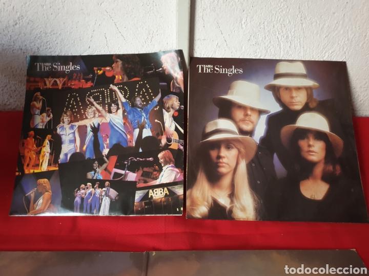 DISCO VINILO ABBA 2.LPS (Música - Discos - Singles Vinilo - Cantautores Internacionales)