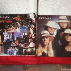 Discos de vinilo: DISCO VINILO ABBA 2.LPS. Lote 245504325