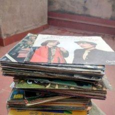 Discos de vinilo: LOTE 100 SINGLES AÑOS 70 & 80( MICHAEL JACKSON, BEE GEES, PRINCE, THE POLICE, DEEP PURPLE, ABBA, ETC. Lote 245534685