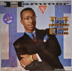 Disques de vinyle: MC HAMMER-PLEASE HAMMER DON'T HURT 'EM, CAPITOL RECORDS 082 79 2857 1, 068-7928571. Lote 245542205