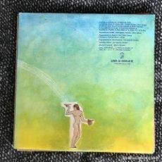 Discos de vinilo: VV.AA. - I ANTOLOGÍA CANTAUTORES ANDALUCES - LP DOBLE FONORUZ 1986 - JOAQUÍN SABINA, CARLOS CANO. Lote 245542485