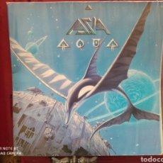 Discos de vinilo: ASIA -AQUA . LP VINILO EDICIÓN SPAIN ORIGINAL DE 1992. DRO - GASA. Lote 245551060