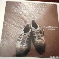 Discos de vinilo: LP-LLUIS LLACH-MAREMAR- AÑO 1985. Lote 245557750