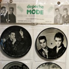 Discos de vinilo: DEPECHE MODE/VERY RARE AND LONG TIME SOLD OUT LIMITED COLLECTOR`S SPECIAL EDITION AT OF DEPECHE MODE. Lote 245565955