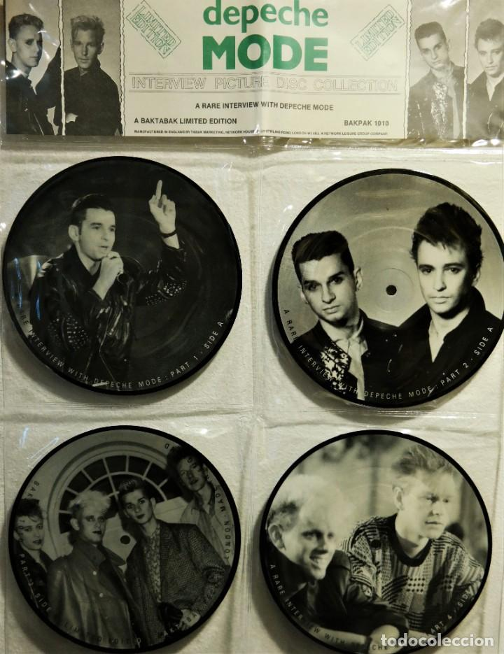 Discos de vinilo: Depeche Mode/Very Rare And Long Time Sold Out Limited Collector`s Special Edition At Of Depeche Mode - Foto 3 - 245565955