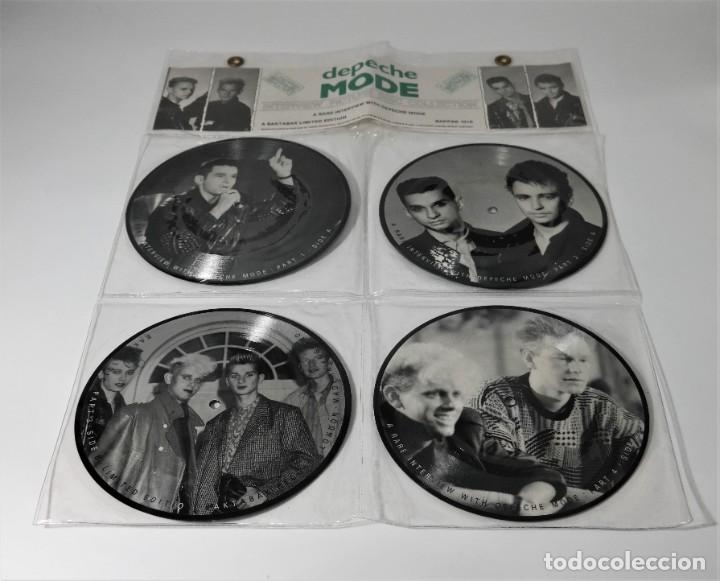 Discos de vinilo: Depeche Mode/Very Rare And Long Time Sold Out Limited Collector`s Special Edition At Of Depeche Mode - Foto 4 - 245565955