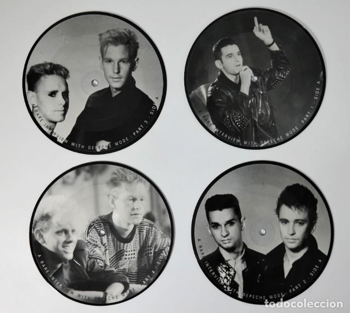 Discos de vinilo: Depeche Mode/Very Rare And Long Time Sold Out Limited Collector`s Special Edition At Of Depeche Mode - Foto 6 - 245565955
