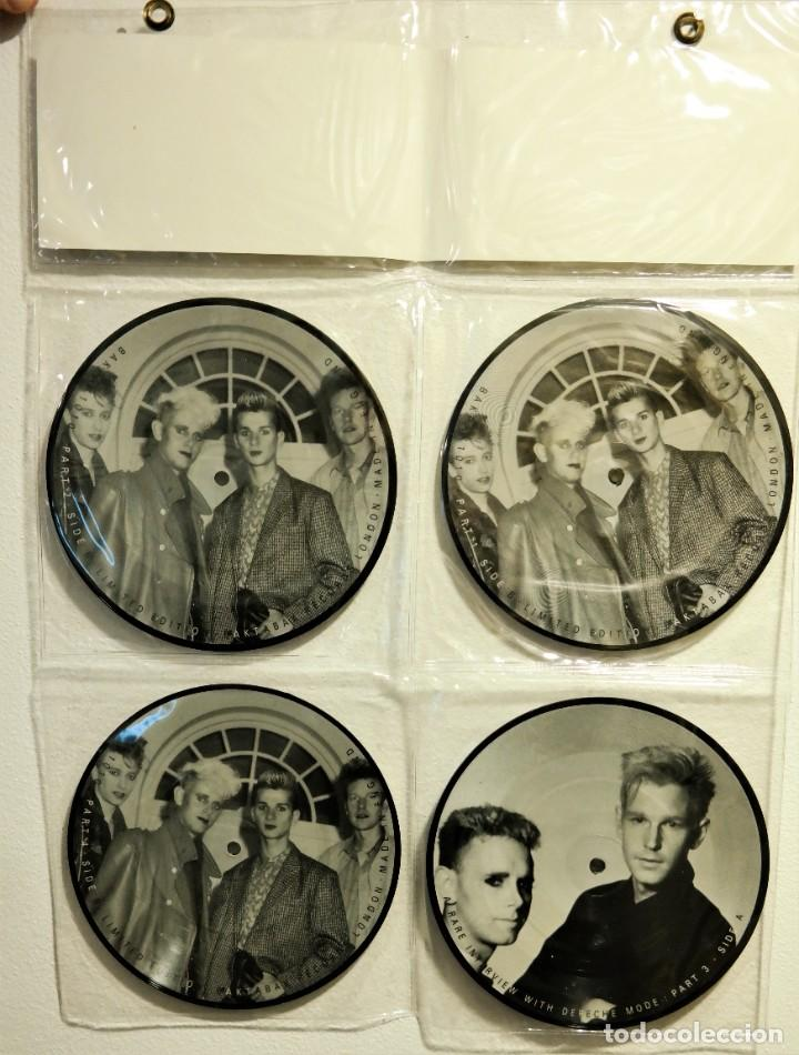 Discos de vinilo: Depeche Mode/Very Rare And Long Time Sold Out Limited Collector`s Special Edition At Of Depeche Mode - Foto 9 - 245565955