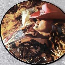 Discos de vinilo: PICTURE DISC MADONNA MUSIC. Lote 245580355