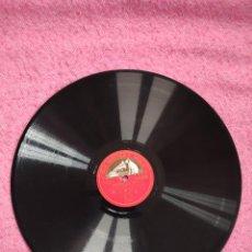 "Discos de vinilo: 2X 12"" GERSHWIN - RHAPSODY IN BLUE - JOSE & AMPARO ITURBI - HMV DB 6220-21 (EX+) 78RPM PIZARRA. Lote 245595260"