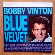 Discos de vinilo: BOBBY VINTON - BLUE VELVET. Lote 245597025