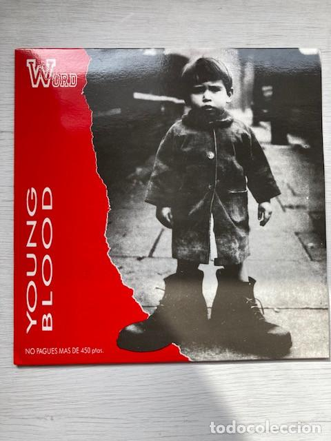 FORE WORD – YOUNG BLOOD (7´ EP) (Música - Discos de Vinilo - EPs - Punk - Hard Core)