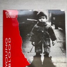 Discos de vinilo: FORE WORD ‎– YOUNG BLOOD (7´ EP). Lote 245597290