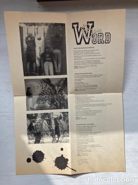 Discos de vinilo: Fore Word – Young Blood (7´ EP) - Foto 5 - 245597290