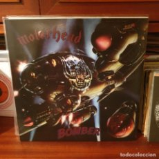 Discos de vinilo: MOTORHEAD / BOMBER / NOT ON LABEL. Lote 245604545