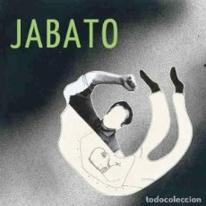 "Discos de vinilo: JABATO JABATO (7"") . VINILO POWER POP NEW WAVE. Lote 245606765"