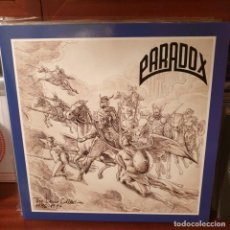 Discos de vinilo: PARADOX / THE DEMO COLLECTION 1986-1987 / GATEFOLD / DOBLE ALBUM / FLOGA RECORDS 2017. Lote 245608155