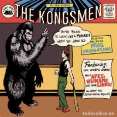 "Discos de vinilo: THE KONGSMEN YOU'RE BOUND TO LOOK LIKE A MONKEY WHEN YOU GROW OLD (7"") . VINILO. Lote 245615155"