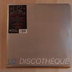 Discos de vinilo: U2 - DISCOTHÈQUE. Lote 245618905