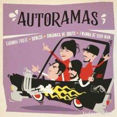 "Discos de vinilo: AUTORAMAS CARINHA TRISTE (7"") . VINILO GARAGTE ROCK AND ROLL SURF PUNK. Lote 245624835"