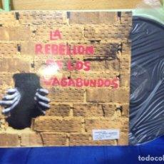 Discos de vinilo: DELGHETTO - LA REBELION DE LOS VAGABUNDOS / ALBUM LP VINYL 1982. M-M. Lote 245625045