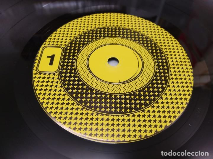Discos de vinilo: Exciter – Night Of The Creeps---RAREZA!! 1988 HEAVY METAL - Foto 2 - 245625130