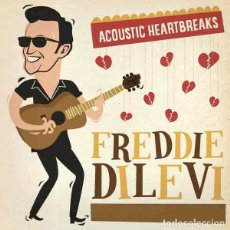 "Discos de vinilo: FREDDIE DILEVI ACOUSTIC HEARTBREAKS (7"") . VINILO ROCK AND ROLL POWER POP. Lote 245626425"