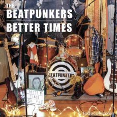 "Discos de vinilo: THE BEATPUNKERS BETTER TIMES (7"") . VINILO GARAGE ROCK AND ROLL BEA. Lote 245627900"