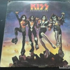 Discos de vinilo: KISS - DESTROYER . UK. Lote 245628070