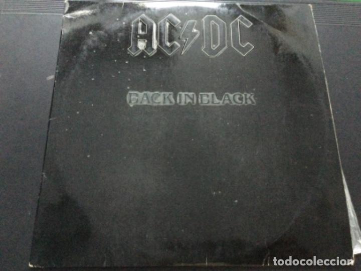AC/DC BLACK IN BLACK (Música - Discos - LP Vinilo - Heavy - Metal)