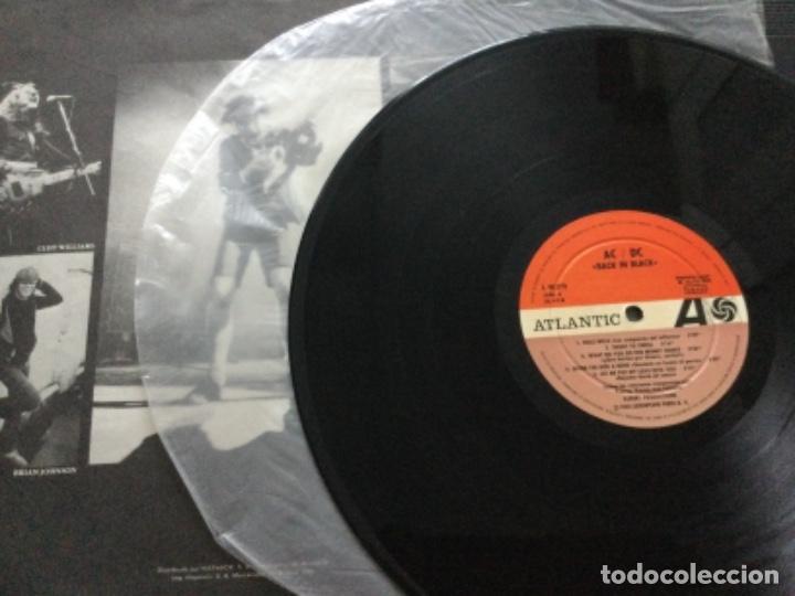Discos de vinilo: AC/DC Black in Black - Foto 3 - 245628885