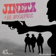 """Discos de vinilo: JINETA Y LOS APOCALIPTICOS ROULOTTE (7"""") . VINILO ROCK AND ROLL GARAG. Lote 245629440"""