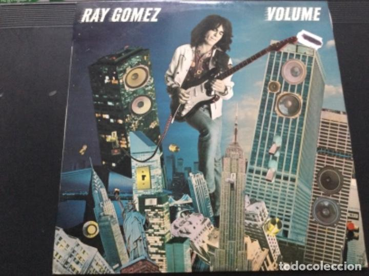 RAY GÓMEZ - VOLUMEN (Música - Discos - LP Vinilo - Heavy - Metal)