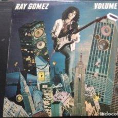 Discos de vinilo: RAY GÓMEZ - VOLUMEN. Lote 245630350