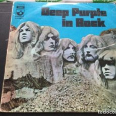 Discos de vinilo: DEEP PURPLE - IN ROCK. Lote 245631190