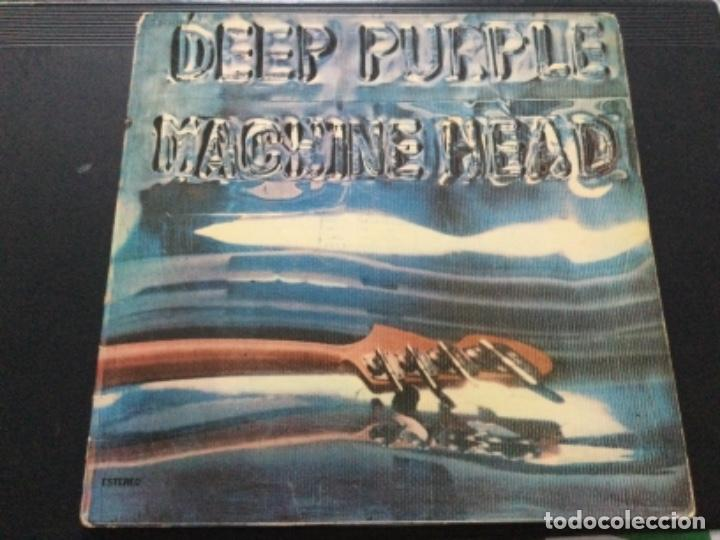 DEEP PURPLE - MACHINE HEAD (Música - Discos - LP Vinilo - Heavy - Metal)