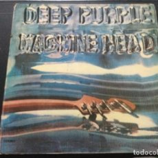 Discos de vinilo: DEEP PURPLE - MACHINE HEAD. Lote 245631940