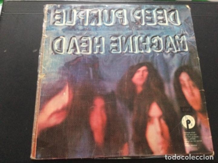 Discos de vinilo: Deep Purple - machine head - Foto 2 - 245631940