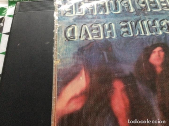 Discos de vinilo: Deep Purple - machine head - Foto 6 - 245631940