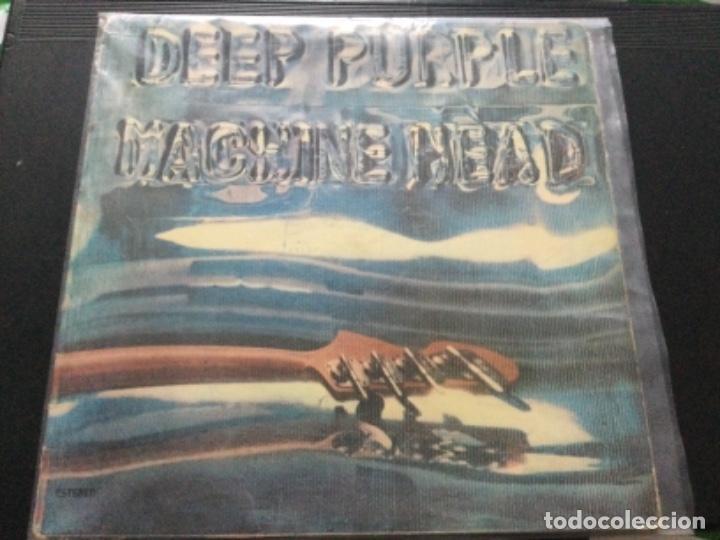 Discos de vinilo: Deep Purple - machine head - Foto 7 - 245631940