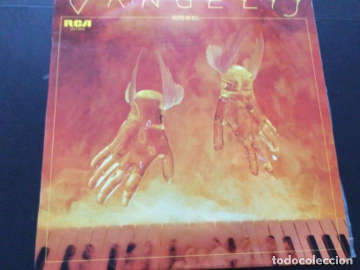 VANGELIS - HEAVEN AND HELL (Música - Discos - LP Vinilo - Heavy - Metal)