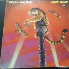 Discos de vinilo: TYGERS OF PAN TANG - CRAZY NIGHTS. Lote 245640200