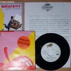 Discos de vinilo: ORQUESTA MARACAIBO / NO PUEDO PARAR / SINGLE 7 PULGADAS. Lote 245642555