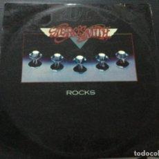 Discos de vinilo: AEROSMITH - ROCKS. Lote 245645180